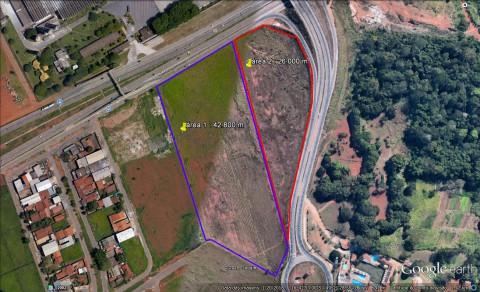 Área em frente a Eternit, Br 060/ Anel Viário, sentido Goiânia