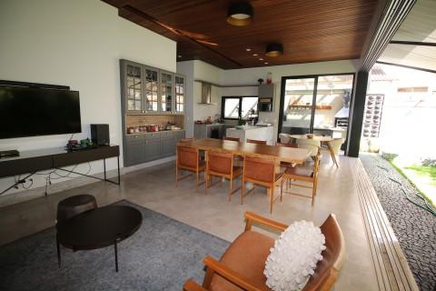 Casa Térrea nova com 3 suítes no Jardins Florença
