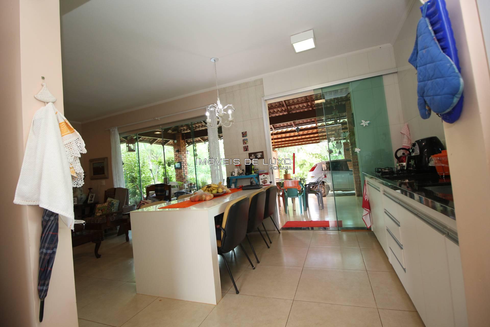 Imóveis de Luxo - Chácara no Condomínio Ecoville