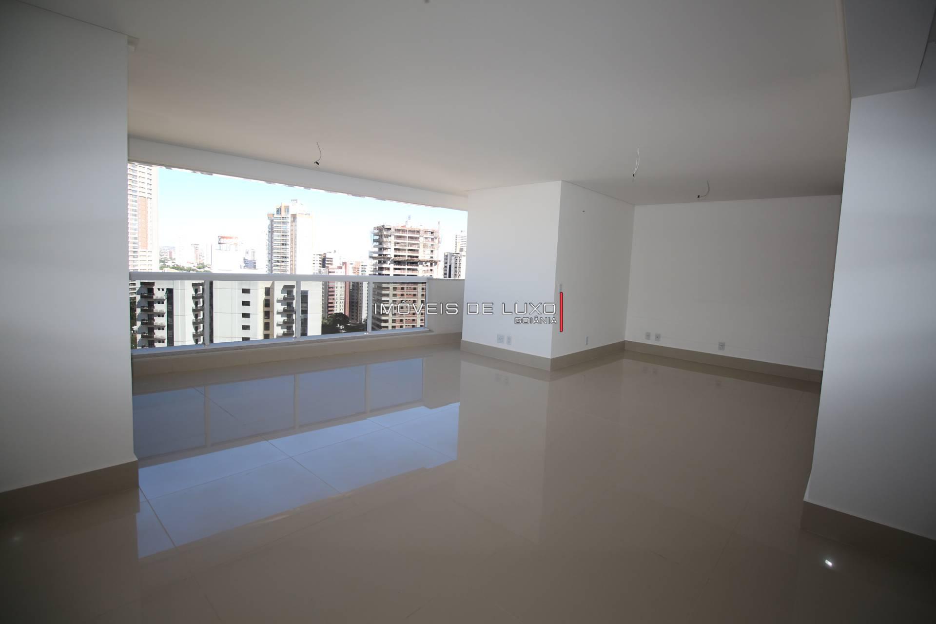 Imóveis de Luxo - Apartamento 3 suítes novo no Setor Oeste